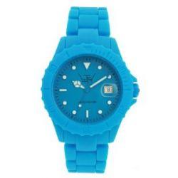 LTD Watch Unisex-Armbanduhr Analog Plastik blau LTD 071401