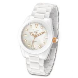 Ltd Watch Damen-Armbanduhr Ltd Watch Ceramic Analog keramik weiss LTD-020626