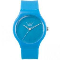LTD Watch Unisex-Armbanduhr Essentails Analog Kunststoff blau LTD 071201