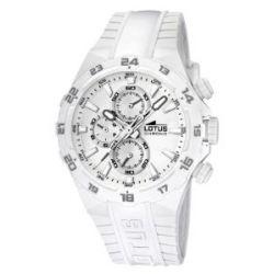 Lotus Herren-Armbanduhr XL Analog Plastik 15800/5