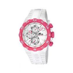 Lotus Damen-Armbanduhr XL Analog Plastik 15800/6