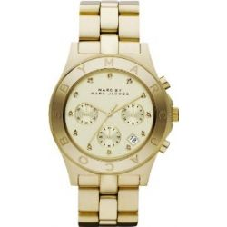 Marc by Marc Jacobs Marc by Marc Jacobs MBM3101 Chronograph Jacobs Blade gold