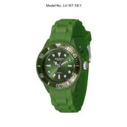 Madison New York Unisex-Armbanduhr Candy Time Mini Analog Silikon L4167-18