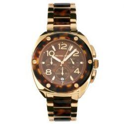 Micheal Kors Damen-Armbanduhr XL Analog Quarz Plastik MK5593