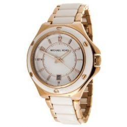 Micheal Kors Damen-Armbanduhr XL Analog Quarz Edelstahl MK5261