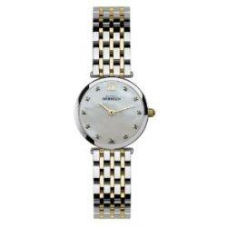 Michel Herbelin Damen-Armbanduhr Analog edelstahl Mehrfarbig 1045/BT59