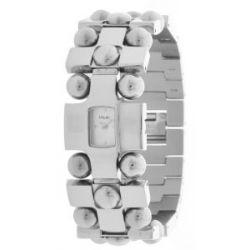 Misaki Damen Armbanduhr Silber QCRWCHESS