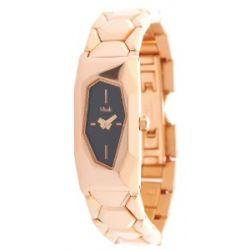 Misaki Damen Armbanduhr Bronze QCRWKRYPTOPINK