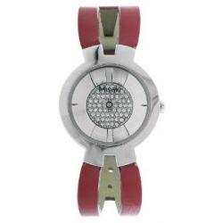 Misaki Damen Armbanduhr Rot QCRWCRUELLARED