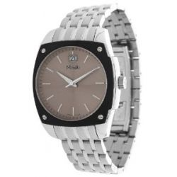 Misaki Damen Armbanduhr Silber QCRWMC98WBR