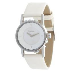 Misaki Damen Armbanduhr Weiß QCUWREGATTA