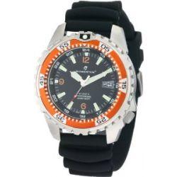 Momentum Herren-Armbanduhr XL M1 Deep 6 Analog Kautschuk 1M-DV06O1B