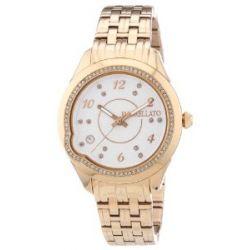 Morellato Damen-Armbanduhr GIULIETTA Analog Quarz Edelstahl R0153111502