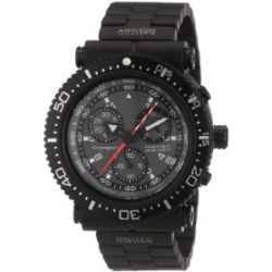 Nautec No Limit Herren-Armbanduhr Deep Sea Professional Military Edition DS-PM QG10/IPIPOL