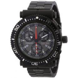 Nautec No Limit Herren-Armbanduhr DS-PM QG10/IPOL