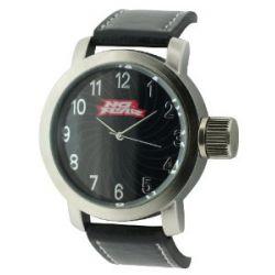 No Fear Herren-Armbanduhr Analog Formgehäuse schwarz NF12/B