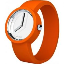 O clock OCM14-M MIRROR Orange Watch