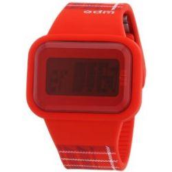 ODM Damen-Armbanduhr Rainbow Digital Silikon 5-23
