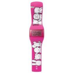 ODM Damen-Armbanduhr Mysterious V TOY2R Digital Silikon 9-23
