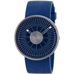 ODM Unisex-Armbanduhr ODM Michael Young Hacker Analog Kunststoff blau MY03-02
