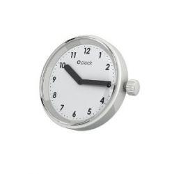 O clock Unisex-Uhrengehäuse MECHANISM für Armbanduhr Analog 32 mm MEC.BIN