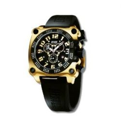 Offshore Limited Herren-Armbanduhr XL Z Drive Prestige Collection Chronograph Silikon 007 PR N