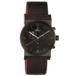 Obaku Harmony Herren-Armbanduhr V125G BBRB