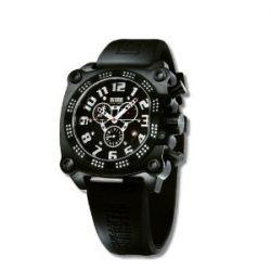 Offshore Limited Herren-Armbanduhr XL Z Drive Prestige Collection Chronograph Silikon 007 PR L