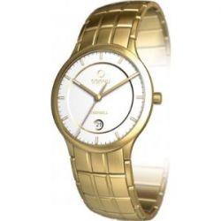Obaku Harmony Herren-Armbanduhr V101G GCSG Titanglas