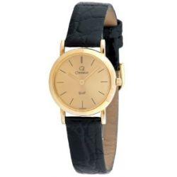 Orphelia Damen-Armbanduhr 18 Karat 750 Gelbgold 10 Gramm mon-7039
