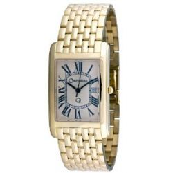 Orphelia Herren-Armbanduhr 18 Karat 750 Gelbgold 86.6 Gramm mon-7055