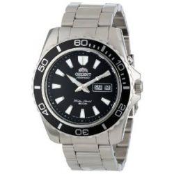 Orient Men's Black Mako Automatic Dive Watch CEM75001B