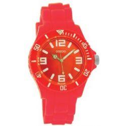 Oozoo Kinder-Armbanduhr Junior Collection Analog Silikon pink JR224