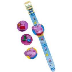 Peppa Pig Unisex-Armbanduhr Digital Quarz Plastik 31878