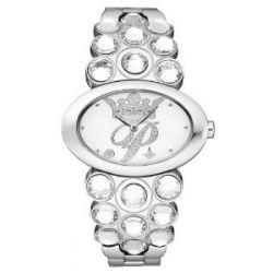 Paris Hilton Damen-Armbanduhr PRINCESS Analog Edelstahl PH12873MS-04M