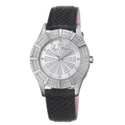 Paris Hilton Damen-Armbanduhr HEIRESS Analog Leder PH13103JS-04