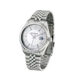 Philip Watch Herren-Armbanduhr XL Caribbean Gent Analog Edelstahl R8253107002