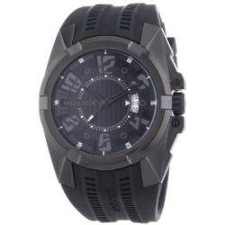 Police Herren-Armbanduhr XL RADICAL Analog Quarz Plastik P13022JSB-02