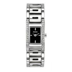 Primo Damen - Armbanduhr Analog Quarz Edelstahl A56309S5KV