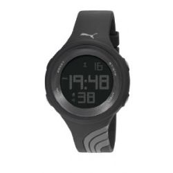 Puma Unisex-Armbanduhr Twist L Digital Quarz Resin PU911091002