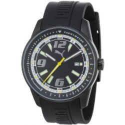 Puma Time Motorsport Herrenuhr RACE LUMINOUS CHRONO 3HD BLACK A.PU102141004