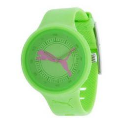Puma Damen-Armbanduhr Slick Analog Plastik A.PU910682020