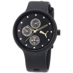 Puma Damen-Armbanduhr Slick Chronograph Plastik A.PU910412003