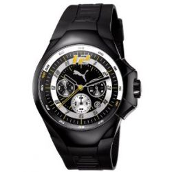 Puma Time Motorsport Herrenuhr TOP GEAR UP CHRONO BLACK A.PU100061004