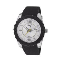 Puma Herren-Armbanduhr XL Cross Analog Quarz Resin PU103091003