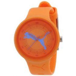 Puma Damen-Armbanduhr Slick Analog Plastik A.PU910682018