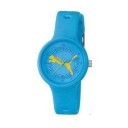 Puma Damen-Armbanduhr Slick Analog Plastik A.PU910682021