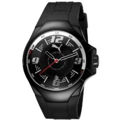 Puma Time Motorsport Herrenuhr TOP GEAR UP 3HD BLACK BLACK A.PU100201004
