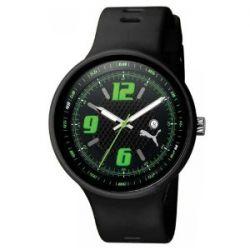 Puma Time Motorsport Herrenuhr SLICK GENTS 3HD BLACK GREEN A.PU910691004