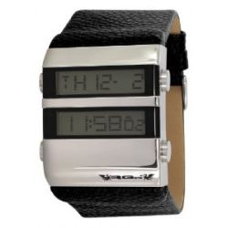 RG512 Herren-Armbanduhr G32361-203 Digital Quarz Schwarz G32361-203